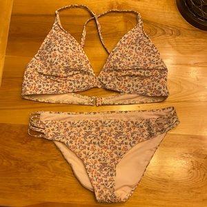 Antonio Melani bikini floral light pink